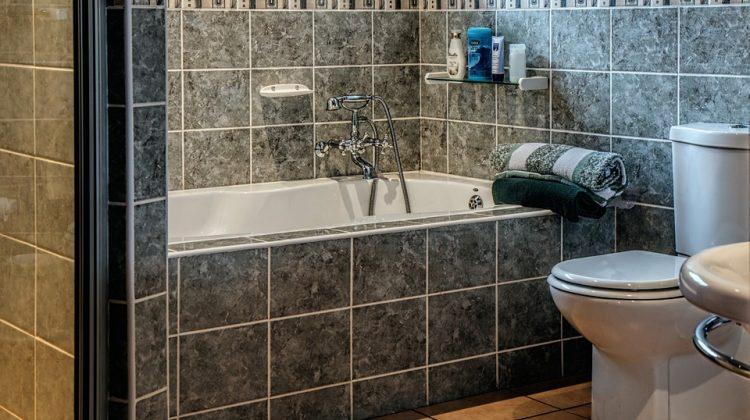 Badkamer betegelen