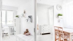 wit interieur contrast