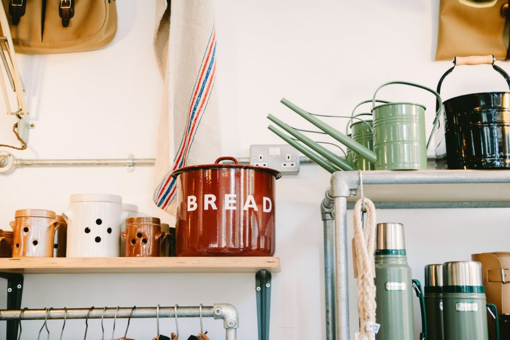 inspiratie keuken vintage