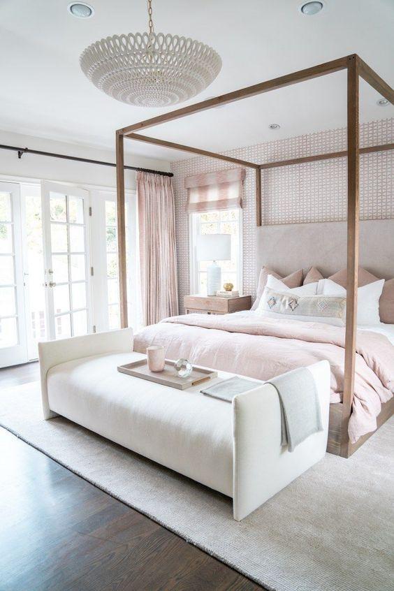 witte tinten slaapkamer
