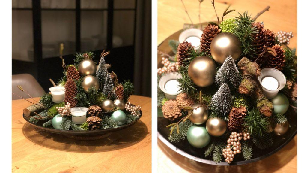 kerstdecoratie op maat gemaakt