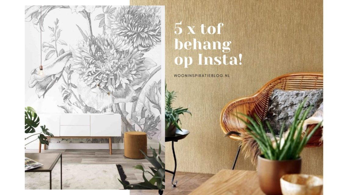 behang inspiratie instagram