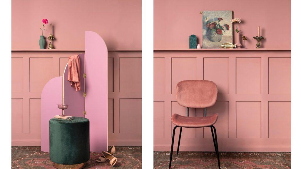 Velvet pink