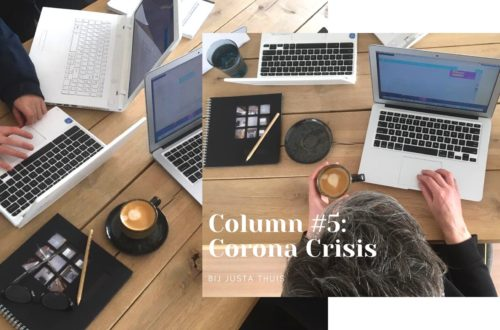 column corona crisis