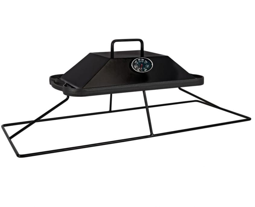 BBQ grill opzetstuk vuurtafel