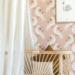 babykamer behang